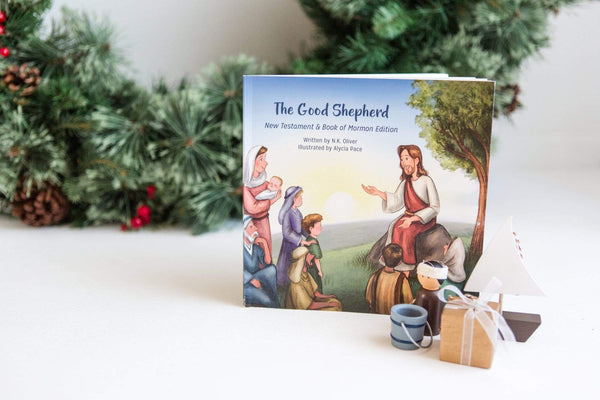 The Good Shepherd Illustrated Book