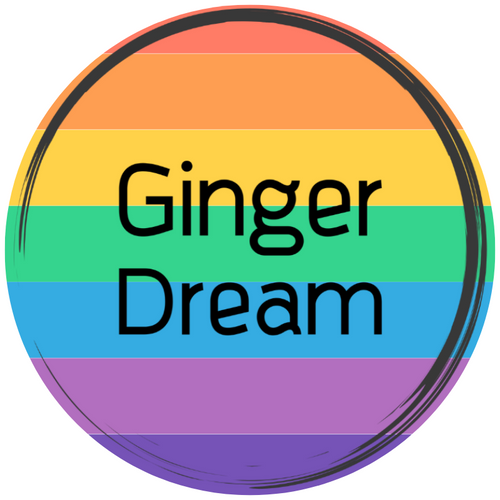 ginger dream logo