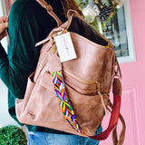 Jentri Blush Versatile Bag