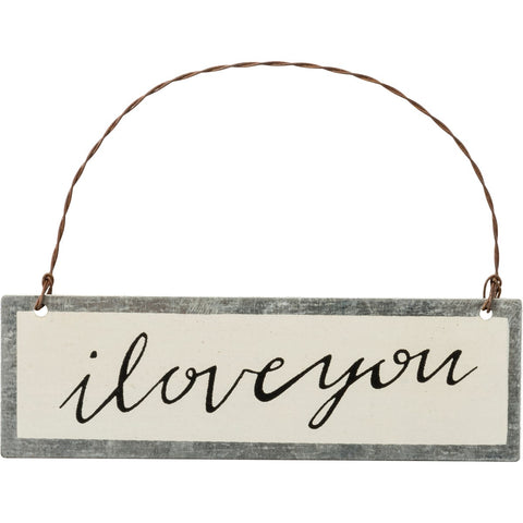 Love you mom note pad