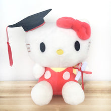 Load image into Gallery viewer, Hello Kitty Graduation Bear (Add-On)