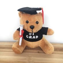 Load image into Gallery viewer, Graduation Bear (Add-On)