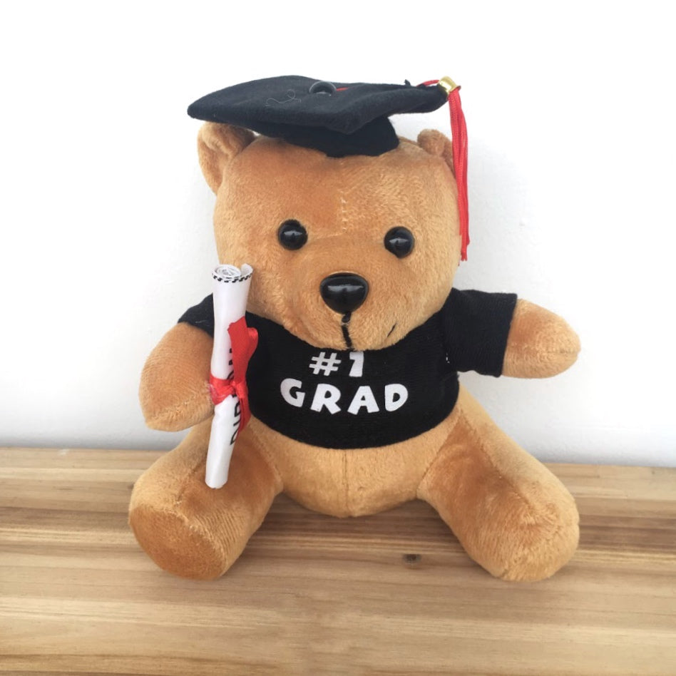 Graduation Bear (Add-On)