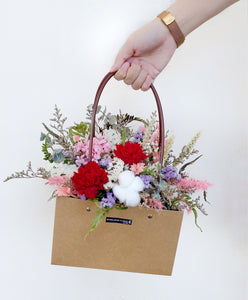 Bloombag in Red