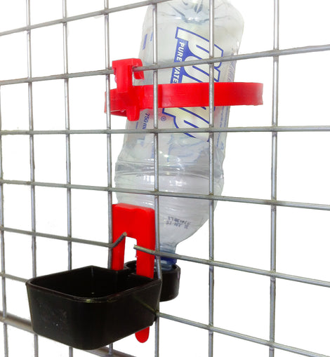 Rabbit 3 Piece Cage Drinker