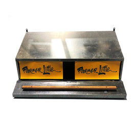 Farmer Little Communal Roll Away Nest Box (64 Birds)
