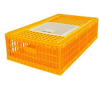 Large Single Door Poultry Crate
