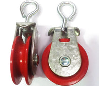 Pulley 44mm Nylon with Hook