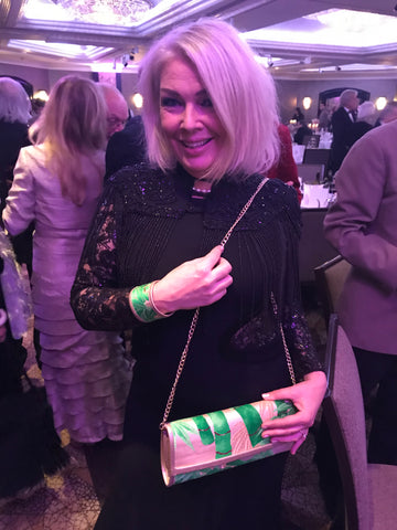 Kim Wilde endorses Abi-K at London ball