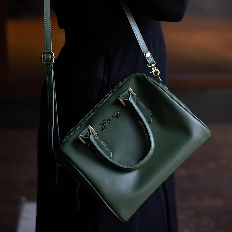 The Doctor Bag Dark olive