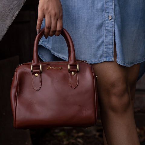 The Doctor Bag Brown