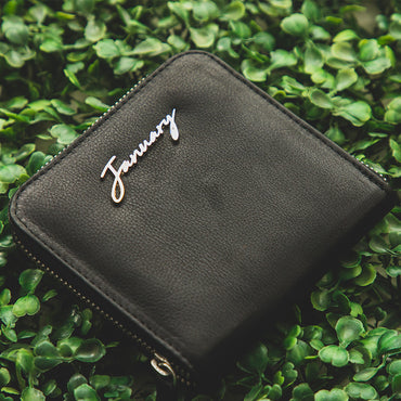 AMIE wallet - Black