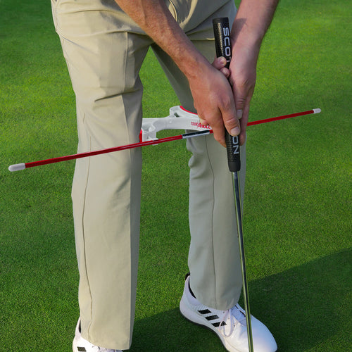TourAngle 180 Knee Putting Aid Set