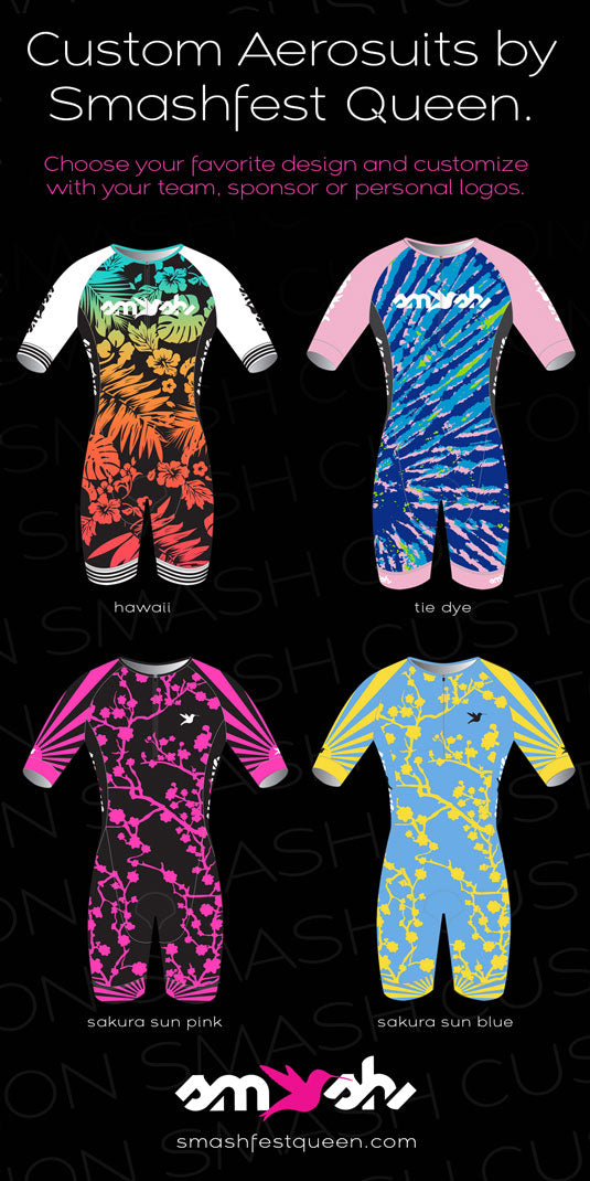Smash Custom Aero Suits