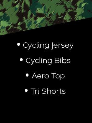 Men's Camo Lemmon Custom Four-Piece Aero Collection