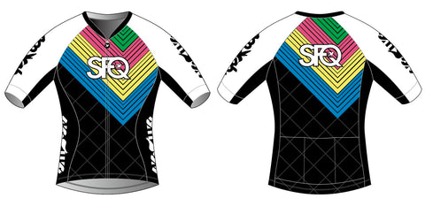 2019 Team SFQ Short Sleeve Aero Race Top