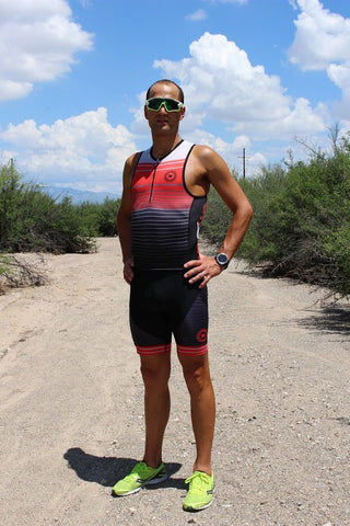 Men's Off The Front Pro Tri Top