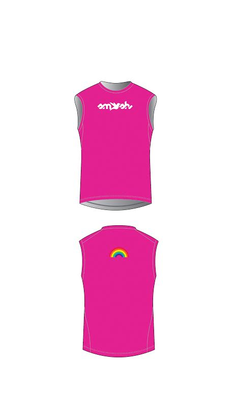 Pink Rainbow Women's Base Layer
