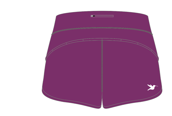 Nuun Hydration Women's Plum Run Short Pre-Order