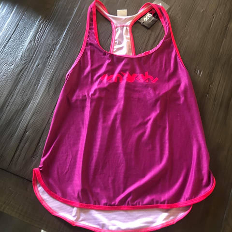 Jen Purple Dawn Patrol Run Singlet