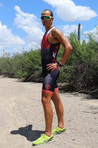 Men's Off The Front Pro Tri Short