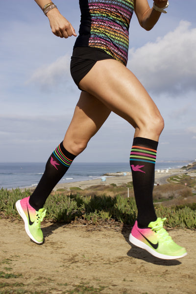 Finding Kona Compression Socks
