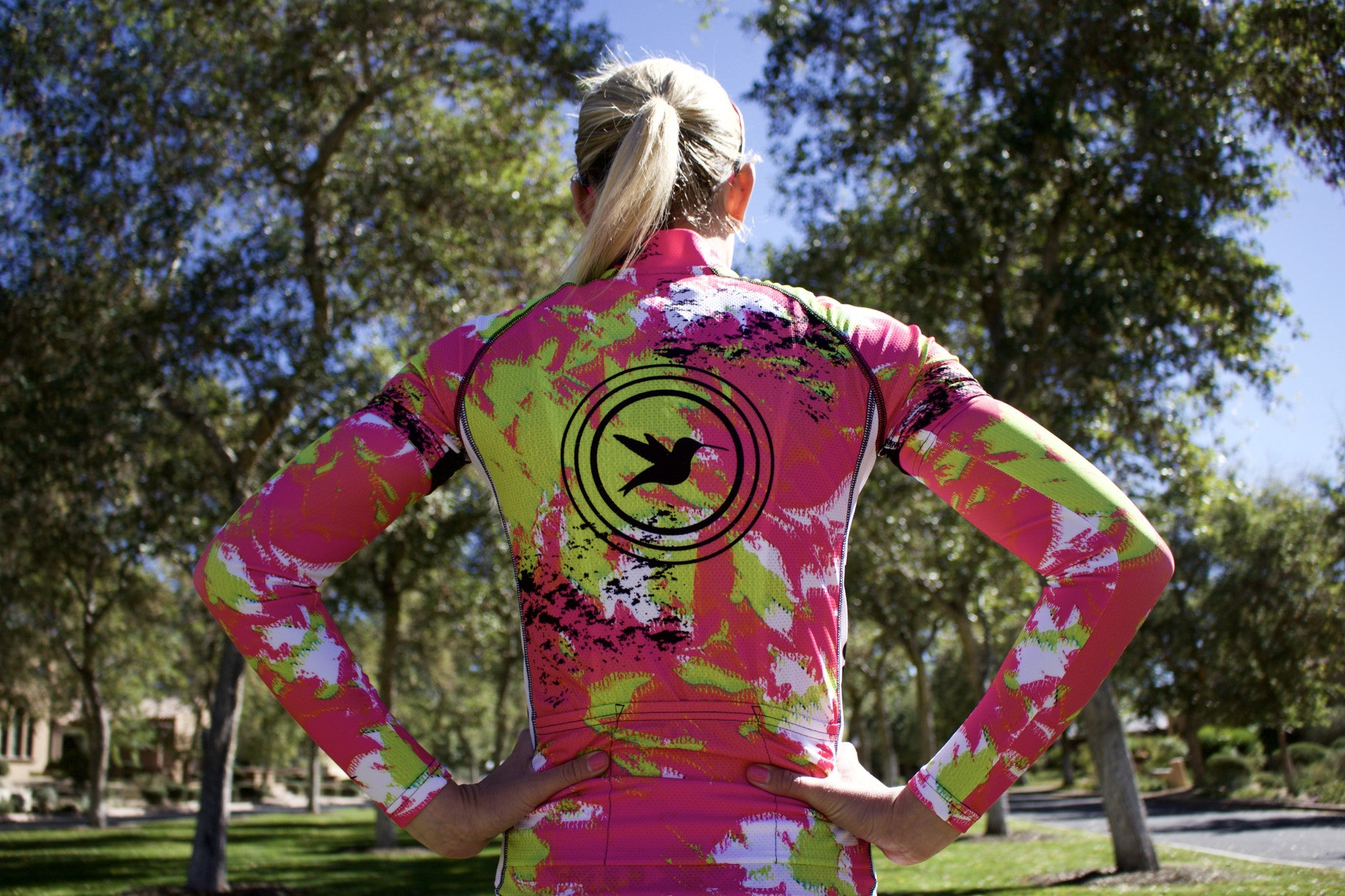 Lemmon Lime Arm Warmers *FINAL SALE*