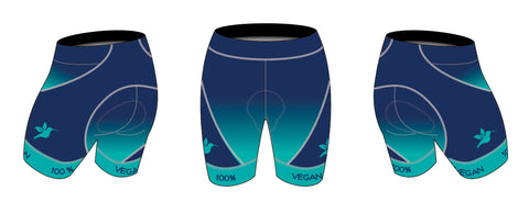 100% Vegan Women's Cycling Shorts Pre-order