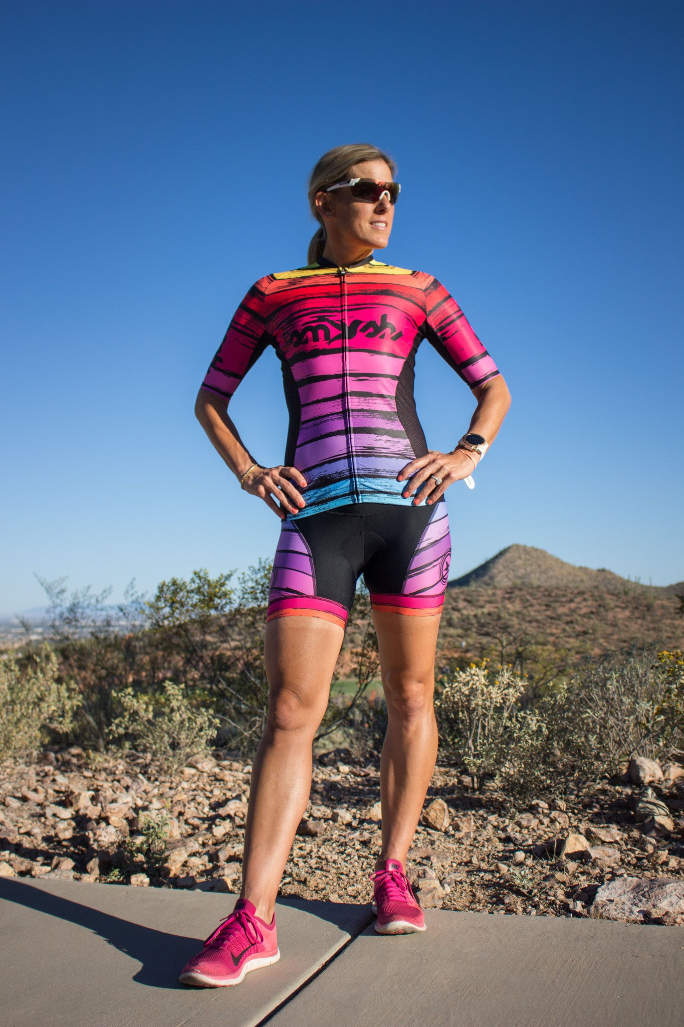 Horizon Women's Aero Race Top *FINAL SALE*