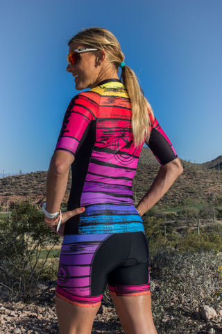 Horizon Women's Aero Race Top