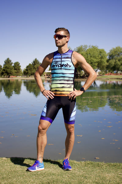 Men's Skyline Triathlon Top