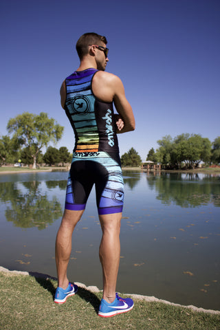Men's Skyline Triathlon Shorts