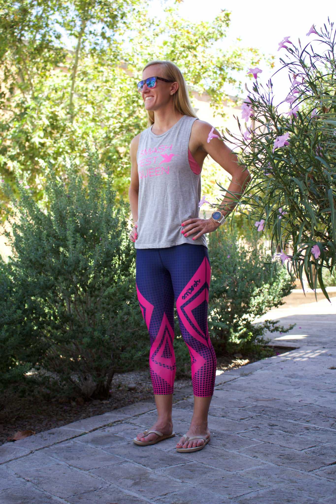 Pink Diamond Capri *FINAL SALE*