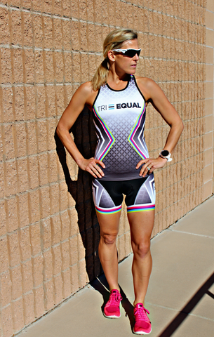 TriEqual Women's Tri Top