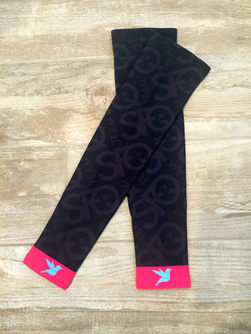 TeamSFQ Arm Warmers
