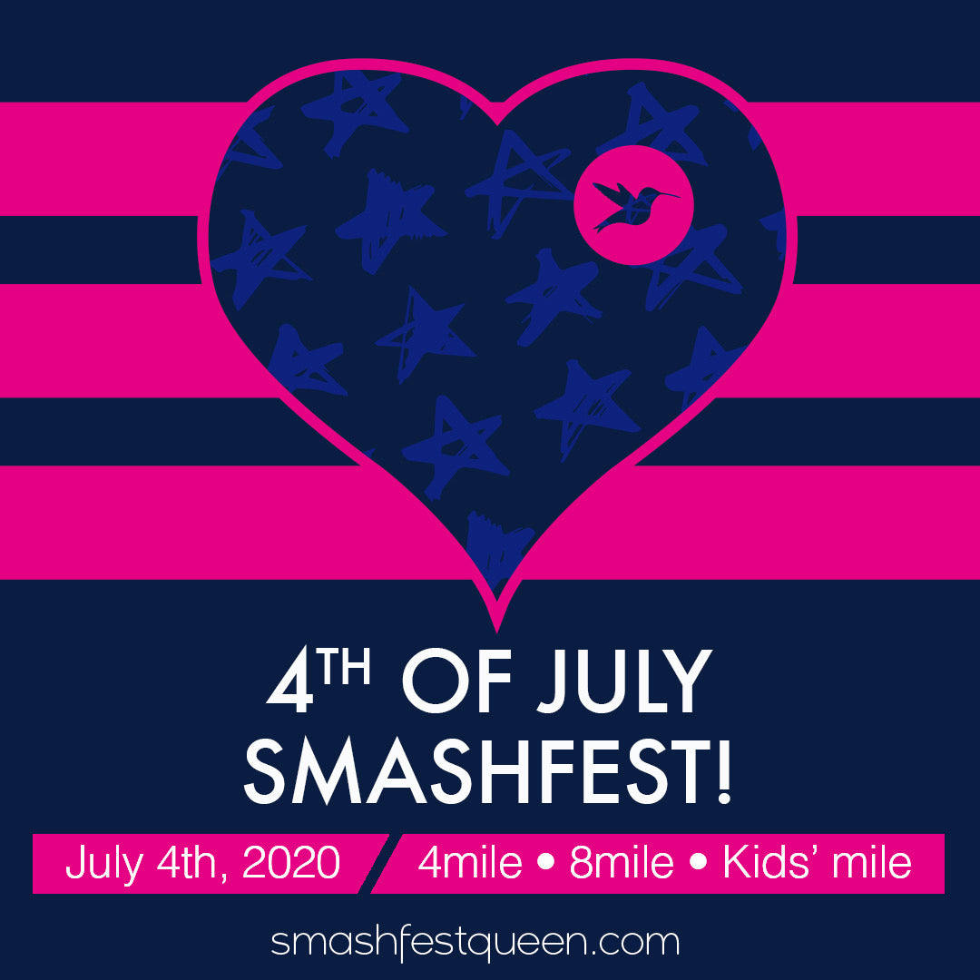 4th of July Smashfest 2020 Virtual Race Entry