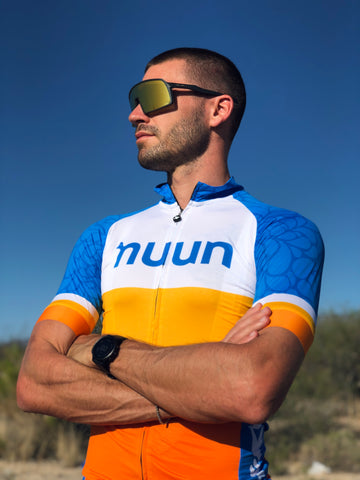 2021 Nuun Hydration Men's Cycle Jersey Pre-order