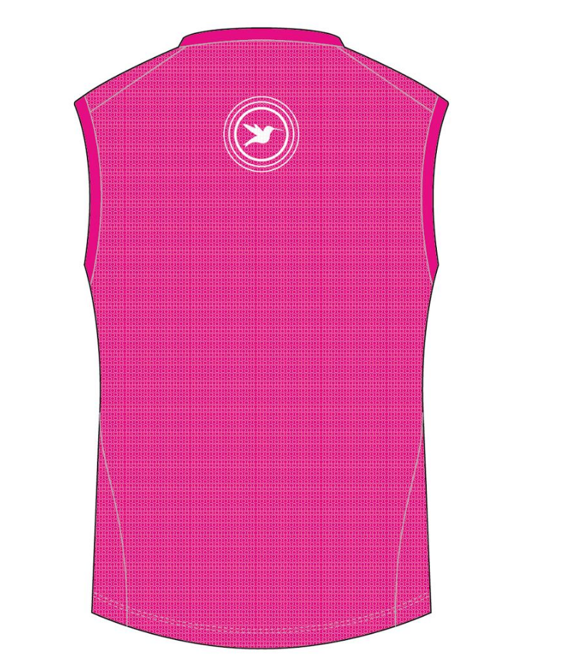 Women's Smashing Pink Base Layer