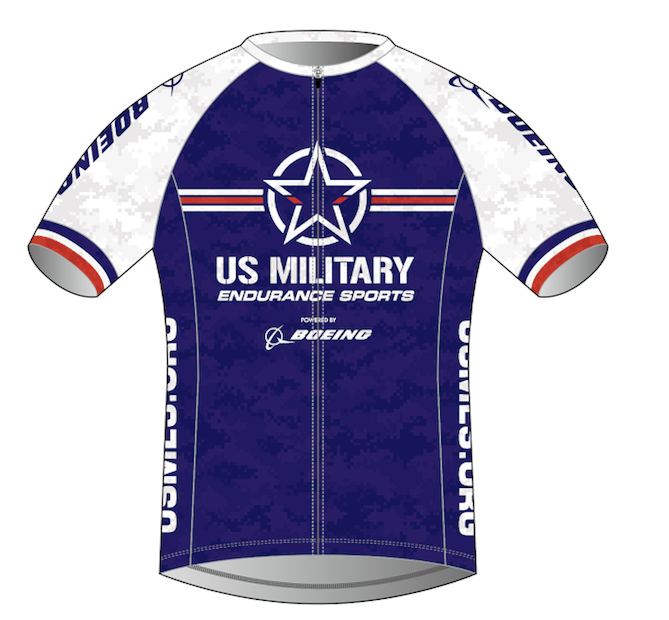 USMES Men's Short Sleeve Aero Race Top Pre-order