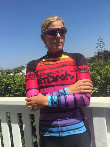 Horizon Arm Warmers