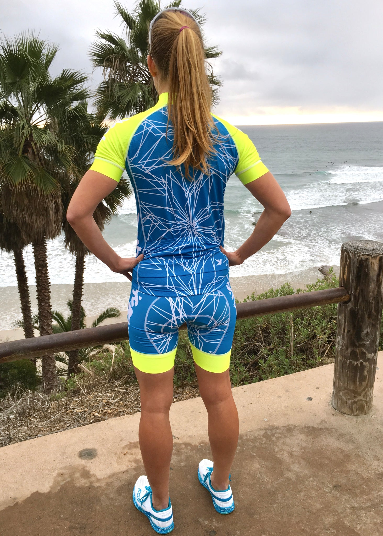 Energy Lab Cycling Short **FINAL SALE**