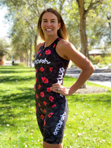 Wild & Free Women's Tri Top with Zip