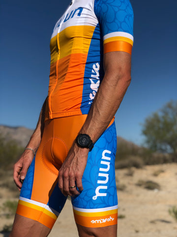 2021 Nuun Hydration Men's Aero Cycling Bib Pre-order