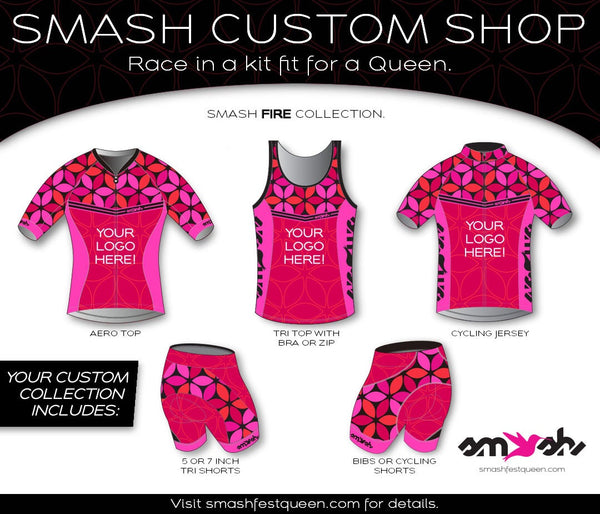 FIRE Custom Five-Piece Aero Collection