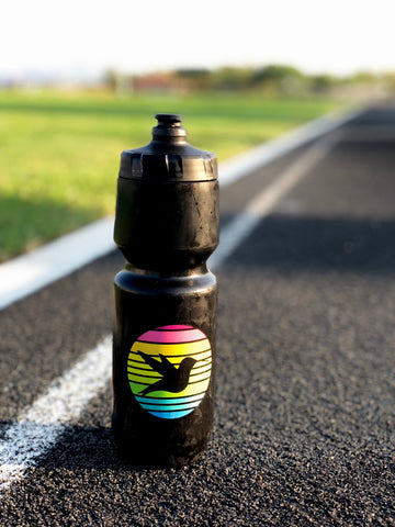Rainbow SMASH waterbottle by Purist