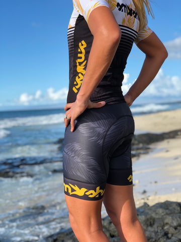 GOLD Cycling Shorts