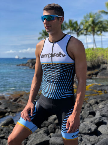 KING Men's Tri Top