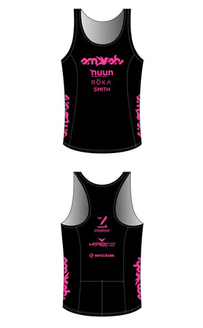 2021 Club SFQ Women's Tri top with Built-in Bra