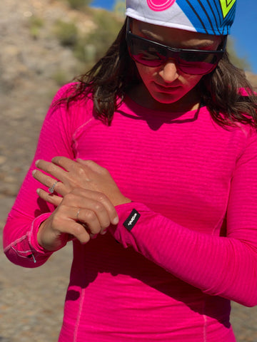 Ultra Pink Long-Sleeve