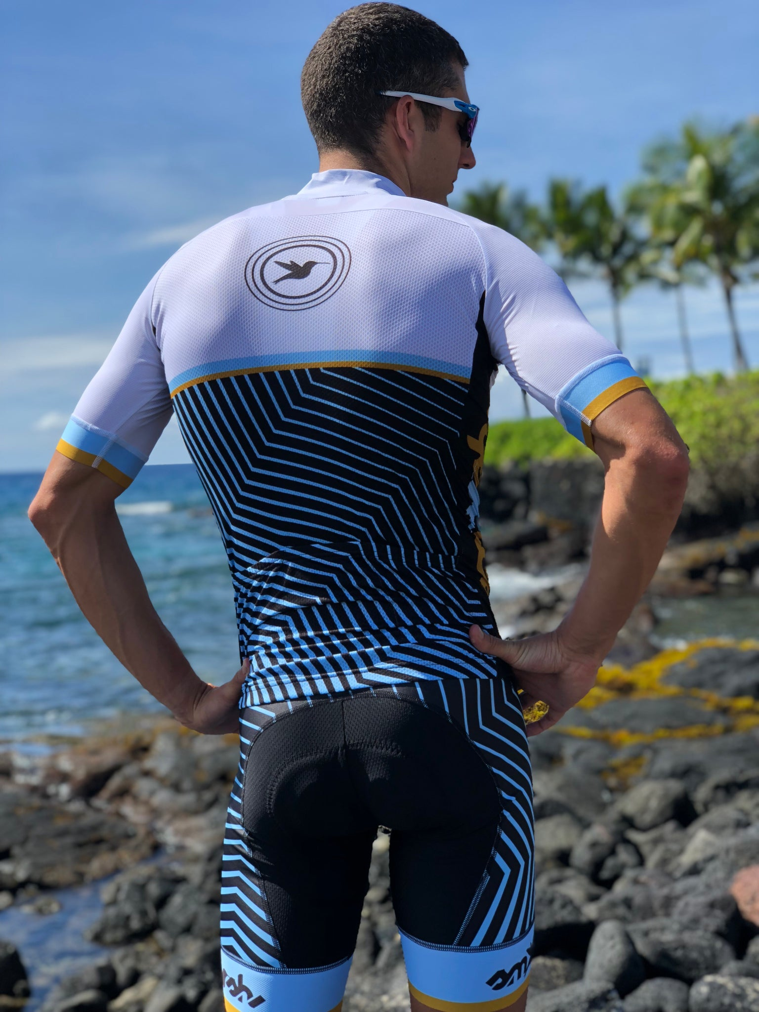 KING Men's Cycle Jersey
